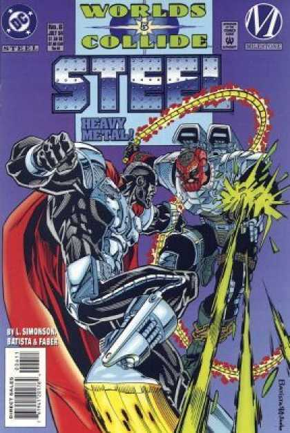 Steel A1 Comix Comic Book Database