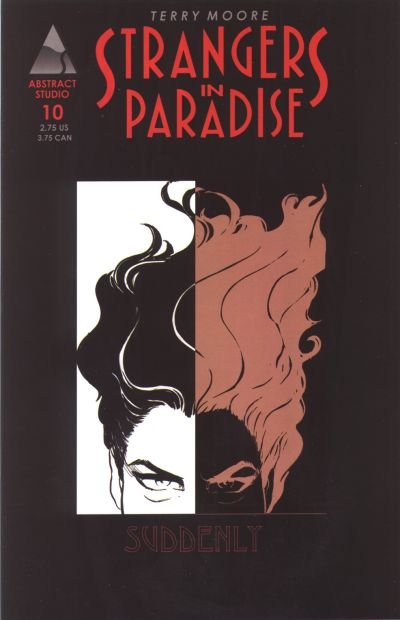 Strangers In Paradise A1 Comix Comic Book Database
