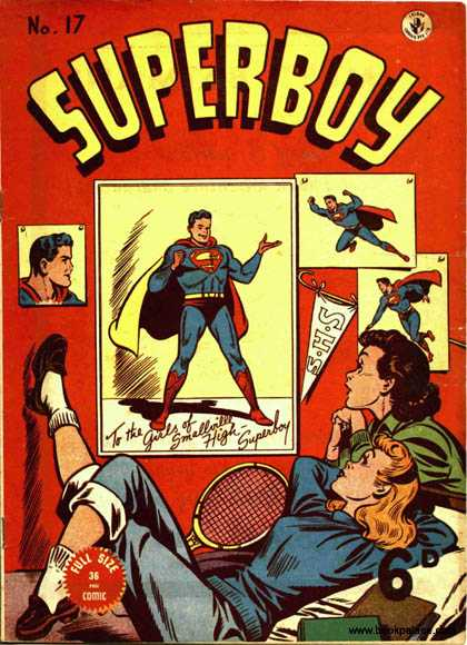 Superboy A1 Comix Comic Book Database