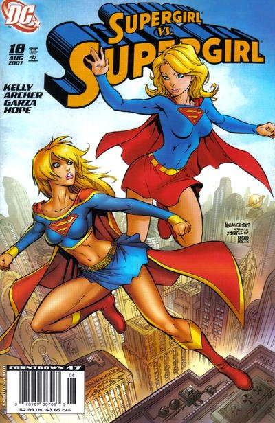 Supergirl 2005 A1 Comix Comic Book Database