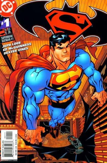 Superman/Batman Comic Book Back Issues by A1 Comix
