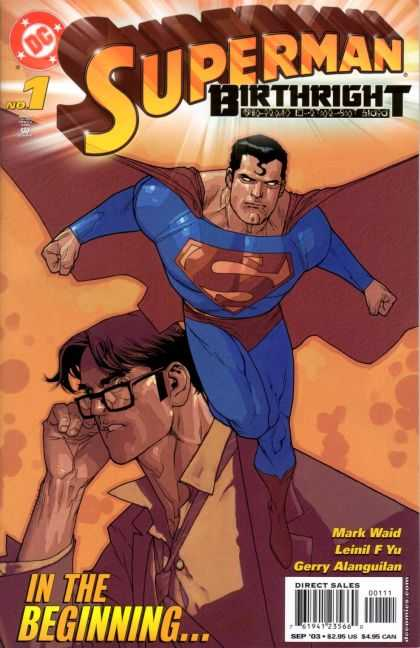 Superman Birthright Comic Book Back Issues by A1 Comix