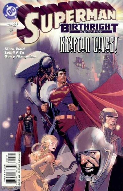 Superman Birthright A1 Comix Comic Book Database