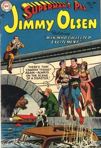 Superman Family A1 Comix Comic Book Database