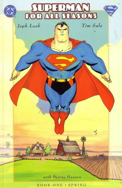 Superman For All Seasons Comic Book Back Issues by A1 Comix