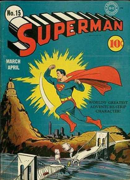 Superman A1 Comix Comic Book Database