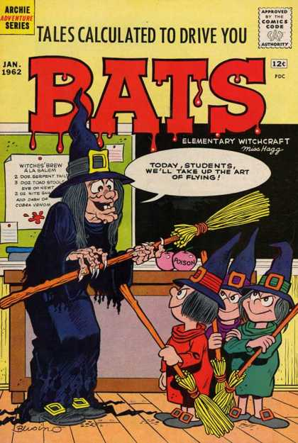 Tales Calculated to Drive You Bats A1 Comix Comic Book Database