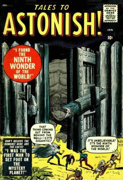 Tales to Astonish Comic Book Back Issues of Superheroes by A1Comix