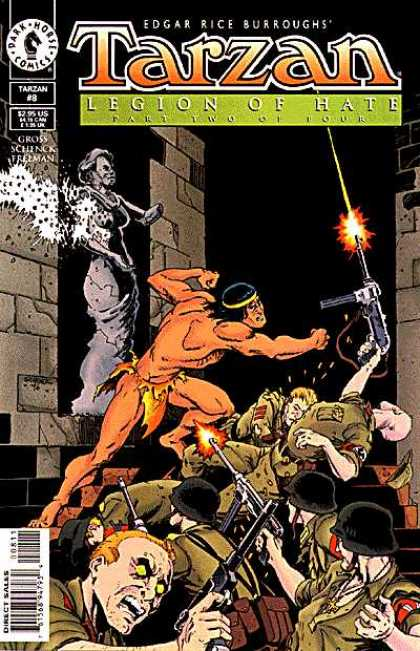 Tarzan (Dark Horse) A1 Comix Comic Book Database