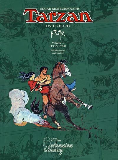 Tarzan in Color comic book back issue comicbook back copy