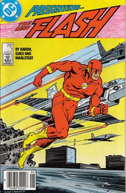 Flash Comic Book Back Issues of Superheroes by A1Comix