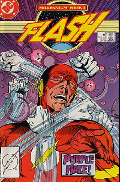 Flash A1 Comix Comic Book Database
