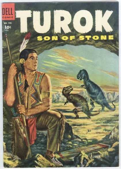 Turok: Son of Stone Comic Book Back Issues by A1 Comix