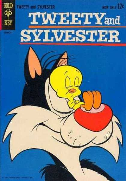 Tweety and Sylvester Comic Book Back Issues by A1 Comix