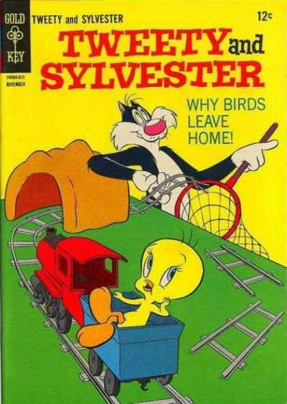 Tweety and Sylvester A1 Comix Comic Book Database