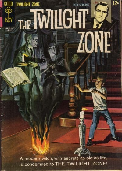 Twilight Zone A1 Comix Comic Book Database