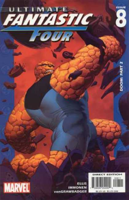 Ultimate Fantastic Four A1 Comix Comic Book Database