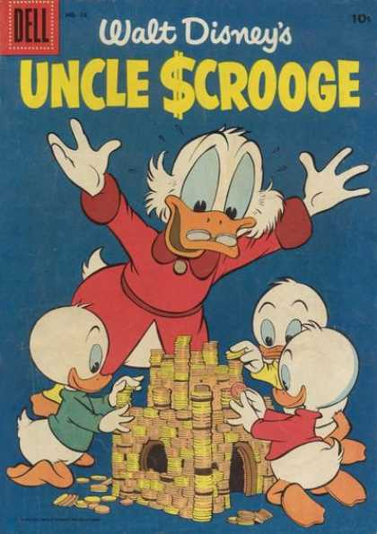 Uncle Scrooge A1 Comix Comic Book Database