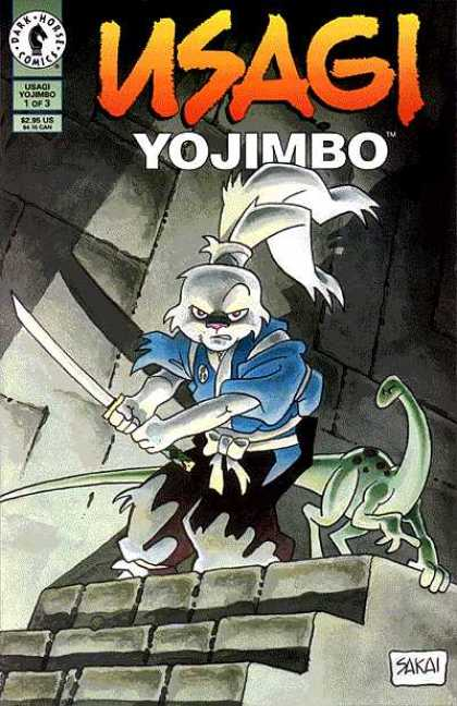 Usagi Yojimbo Comic Book Back Issues by A1 Comix