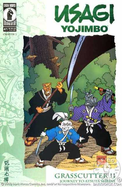 Usagi Yojimbo A1 Comix Comic Book Database