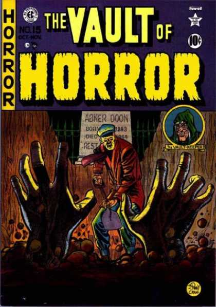 Vault of Horror A1 Comix Comic Book Database