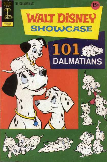 Walt Disney Showcase A1 Comix Comic Book Database