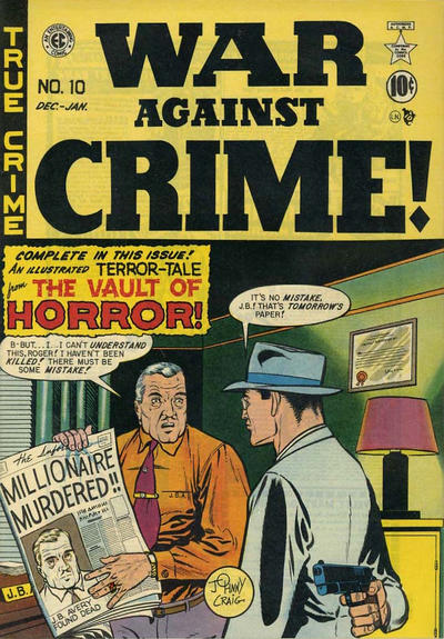 War Against Crime A1 Comix Comic Book Database