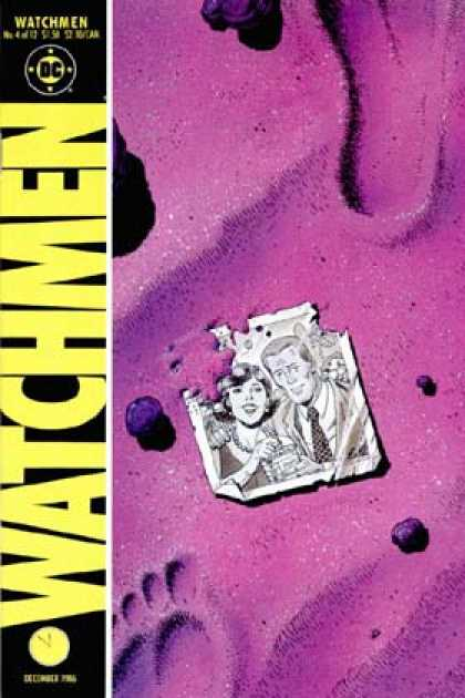 Watchmen A1 Comix Comic Book Database