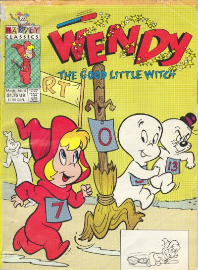 Wendy Digest A1 Comix Comic Book Database