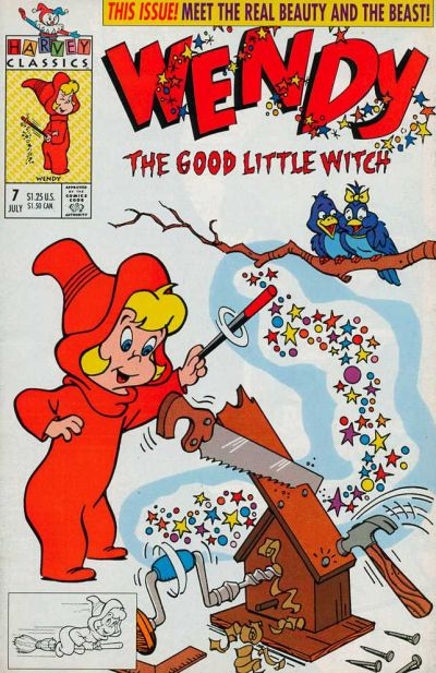 Wendy the Good Little Witch A1 Comix Comic Book Database