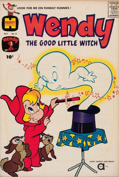 Wendy: The Good Little Witch A1 Comix Comic Book Database