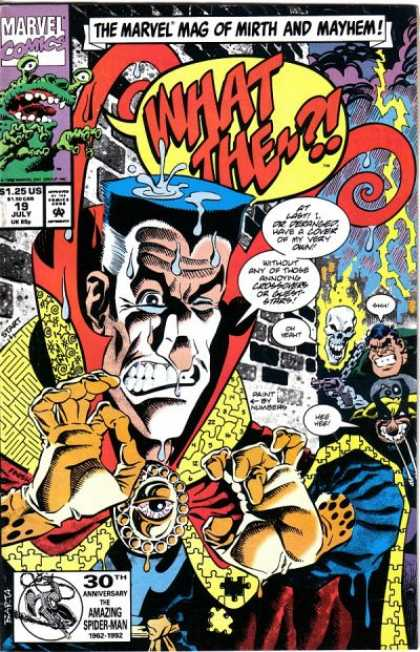 What The Comic Book Database
