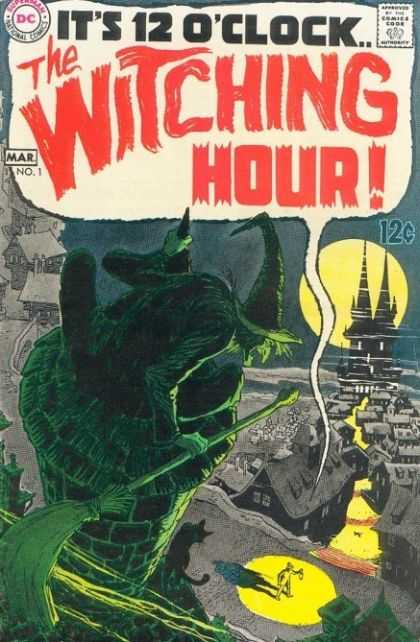 Witching Hour Comic Book Back Issues by A1 Comix