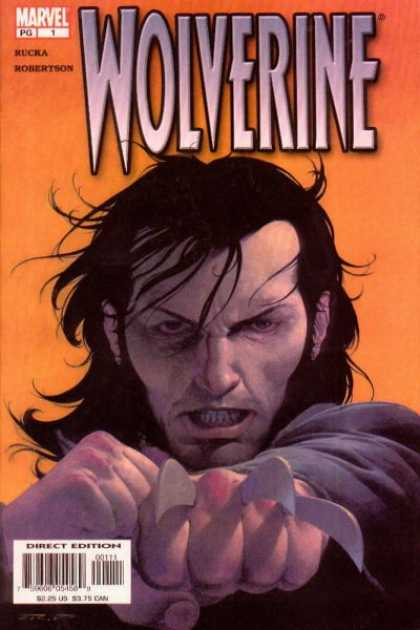 Wolverine 2003 Comic Book Back Issues by A1 Comix
