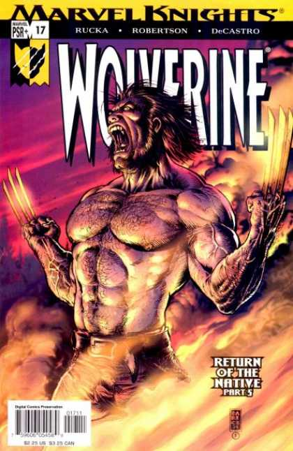 Wolverine 2003 A1 Comix Comic Book Database
