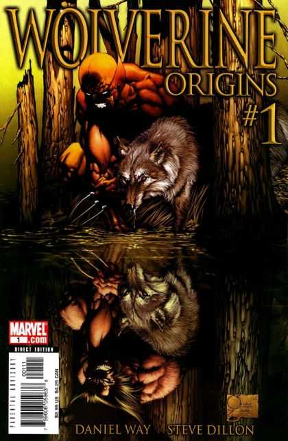 Wolverine Origins Comic Book Back Issues of Superheroes by A1Comix