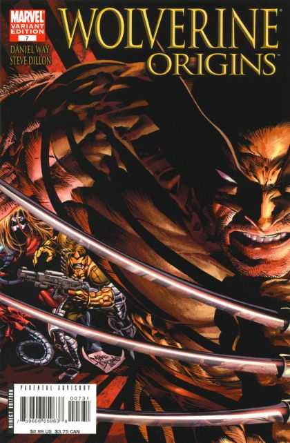 Wolverine Origins A1 Comix Comic Book Database