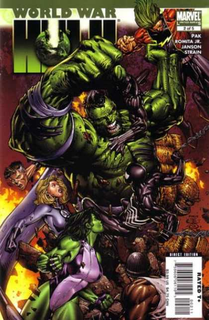 World War Hulk A1 Comix Comic Book Database