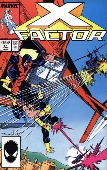 X-Factor A1 Comix Comic Book Database