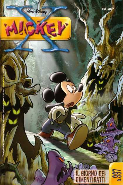 X Mickey A1 Comix Comic Book Database