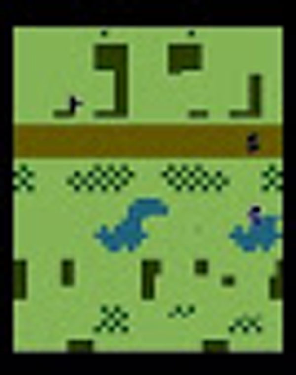 Armor Ambush Video Game Back Title by WonderClub