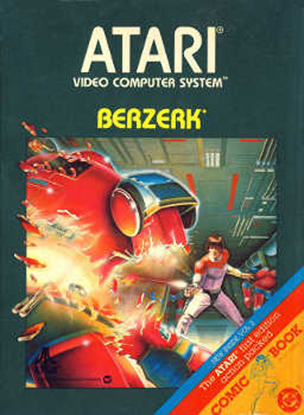 Berzerk (video Game)