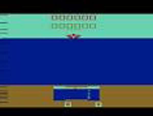 Deep Scan Video Game Back Title by WonderClub