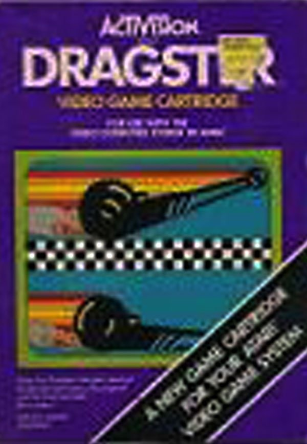 Dragster (video Game)