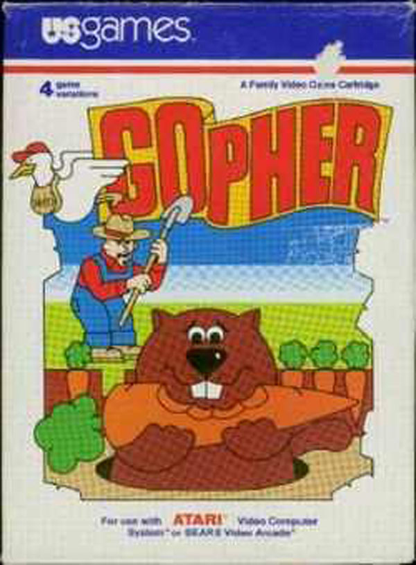 Gopher (video Game)
