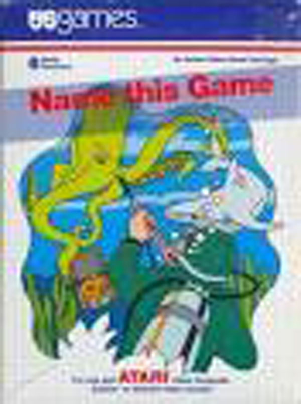 Name This Game Video Game Back Title by WonderClub