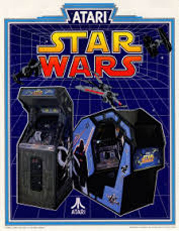 Star Wars (1983 Video Game)