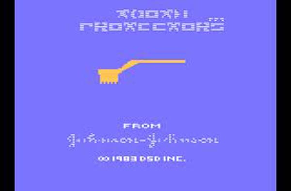 Tooth Protectors Video Game Back Title by WonderClub