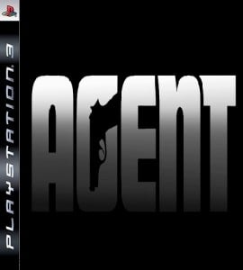 Agent Video Game Back Title by WonderClub