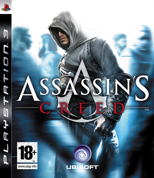 Assassin's Creed Video Game Back Title by WonderClub